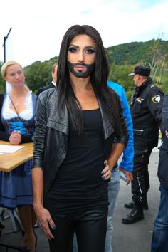 drag queen in eurovision