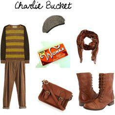 Charlie Bucket- basic brown