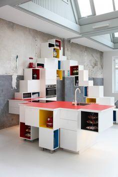 ELLE festival Amsterdam IKEA METOD  design kitchen Josefin Ljungberg de Jager