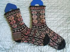 birdsdfoot4 by knitting in color, via Flickr