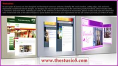 Your website needs so many parameters to go thoroughly by web designer to define your website with required flash. We can integrate 2D animation and 3D animation on site in proper balancing with the text to make your website.If you are interested in professional Graphic designing, illustration designing, website designing & development, flash presentation and animation services for your company, Kindly post your request quote at http://www.thestudio5.com/websites.html link.