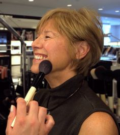 Five makeup tips for women over 50
