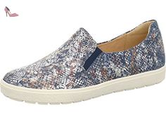 Caprice  99 24672 28 812, Mocassins pour femme - - Blue Reptile Multi, - Chaussures caprice (*Partner-Link)