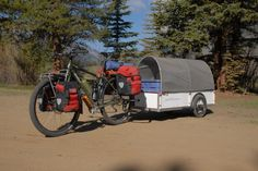 Surly Ogre Touring - The Surly Adventure Bike Lineup - Pedaling Nowhere