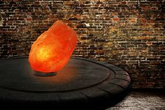 The Many Benefits of This All Natural Ancient Lamp