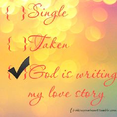 I'm letting the greatest author ever to write mine. Why do I keep thinking I could do a better job? Silly girl!