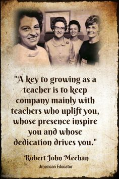 Amen!  My teacher friends are my inspiration and provide navigational purpose!  If only I could be like them.  Love you guys!