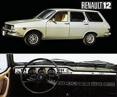 "Renault 12 ""Break"" 1975  I have one of these I call it ""Desirée"" wich means ""Desired"" in french, it used to belong to my grandma and noe it's my baby"