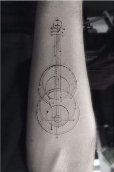 Music Tattoo Designs for Men and Women20 Great tattoos as inspiration to temporary tattoos i sell at my etsy shop Royaltats.etsy.com #TattooDesigns