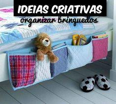 60 Ideias Criativas para Organizar o Quarto das Crianças!