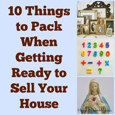 Hi friends! Are you getting ready to put your house on the market? If you answered yes, then you will definitely not want to miss this list of 10 items to pack away before selling your home. I'll bet there's something on this list that you haven't thought of as a turn-off to potential home...Read More »
