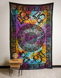 Om Chakra Tapestry - Om Chakra Tapestry