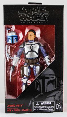 Star Wars The Black Series Captain Cassian Andor Sergeant Jyn Erso 3.75 in NIB