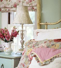 Soft Color              Fill a cottage room with pastel colors for the walls, furnishings, and accessories