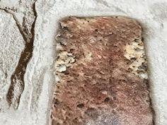 5583-13 Orange Red Brown Brick Rustic Wall Wallpaper – wallcoveringsmart Brick Wallpaper, Vinyl Wallpaper, Wallpaper Roll, Painted Brick Walls, Brown Brick, Rustic Walls, Mold And Mildew, Orange Red, The Help