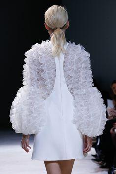 "floraspice: "" Giambattista Valli Haute Couture SS16 """