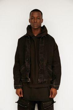 An Up Close Look at Kanye West's Yeezy Season 2 Collection   Complex Fashion Line, Fashion Week, Fashion Show, Men's Fashion, Modern Fashion, Jeremy Scott, Yeezy Season 1, Season 2, Kanye West Clothing Line