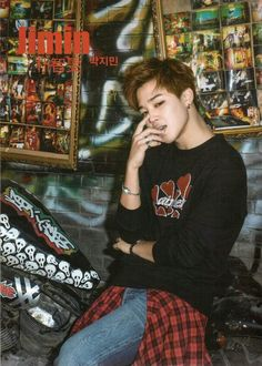 Jimin ... This boy is going to be the death of me x_x
