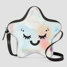 A sparkly star purse you'll never want to let go of.