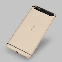 InFocus M560 Android 5.1 Smartphone - 5.2 Inch 1080P Screen, Octa Core CPU, 2GB RAM, 128GB SD Card Storage, 4G (Gold)