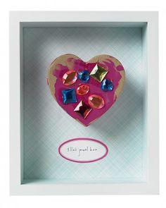 Darcy Miller's Frames & Scrapboxes - Ella's Jewel Box