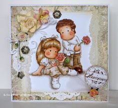 Jane's Lovely Cards : Magnolia-Licious Challenge DT - Photo Inspiration Challenge!