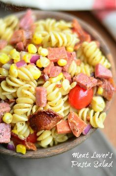 25 Pasta Salad Recipes to Have At Your BBQ