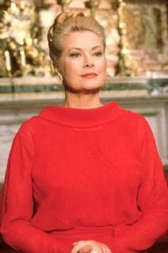 Princess Grace of Monaco at the Vatican, 1982.