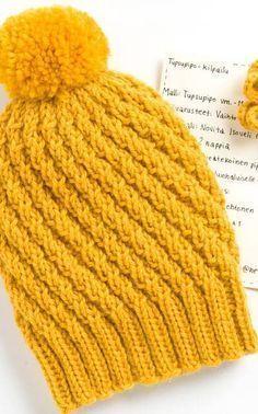 cut free hat pattern needs translation Loom Knitting, Knitting Patterns, Crochet Patterns, Knitted Hats, Crochet Hats, Beanie Pattern, Crochet Accessories, Half Double Crochet, Diy Crochet