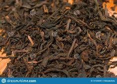Close up shot of dry black tea.. Photo about greentea, health, healthy, black, leaves, brown, drinking, drink, ingridient, ingridients, drinks, nutrition, deoxidant - 141330391
