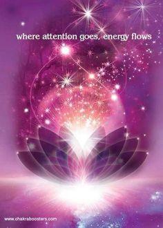 Dirijo mi energía, atención e intención al amor en mi vida, a la salud, el amor y la familia, a todas las virtudes del Universo.