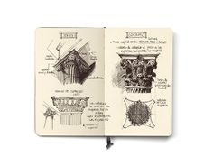 painting opheliac-: ryanpanos: Classic Architecture Studies by Chema Pastrana I wish. opheliac-: ryanpanos: Classic Architecture Studies by Chema Pastrana I wish i could draw like this! Will definitely be picking up my pens and sketchbook soon. Architect Sketchbook, Architecture Drawing Sketchbooks, Sketchbook Drawings, Art Sketches, Kunst Portfolio, Portfolio Design, Portfolio Ideas, Classic Architecture, Architecture Art