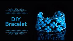 How to make beaded bracelet | DIY bracelet | Beautiful bracelet making |...