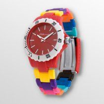 Colorful Red Watch $24