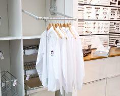 Serveto - pull out racks hanger