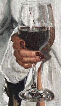 Art Club, Red Wine, Wine Glass, Alcoholic Drinks, Tableware, Hair Beauty, Dinnerware, Dishes, Red Wines