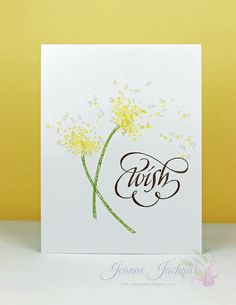 Wish by akeptlife - Cards and Paper Crafts at Splitcoaststampers
