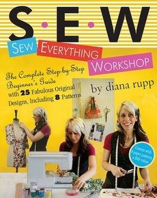 Sharing S.E.W. Sew Everything Workshop from WHSMITH