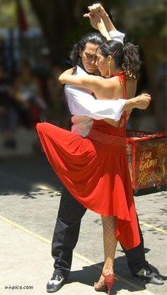 Tango - Argentina?