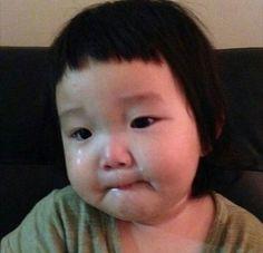 Cute Asian Babies, Korean Babies, Asian Kids, Cute Baby Couple, Cute Little Baby Girl, Cute Kids Pics, Cute Baby Girl Pictures, Cute Chinese Baby, Memes Lindos