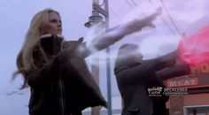 Emma and Regina - 4 * 12 ' Darkness on the edge of town '