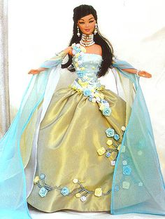 pageant doll, fashion doll, ๑ Miss Malaysia 1999