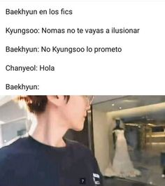 Read 106 from the story 🌈 Memes EXO🌈 by (🌹) with reads. memes, humor, exo-l. Kyungsoo, Chanyeol, Exo Chanbaek, Memes Exo, 100 Memes, Funny Memes, K Pop, Drama Memes, Xiuchen