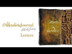 Adventure Journal / Art Journal de Alberto Juárez 02 - YouTube