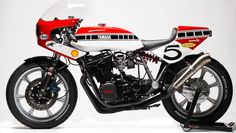 Yamaha XS 850 Cafe Racer by Yellowrider #motorcycles #caferacer #motos | caferacerpasion.com