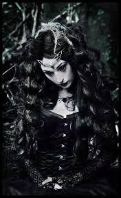 goth witch