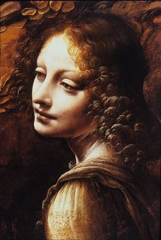 Institute Images Online | Virgin of the Rocks by Leonardo da Vinci. Italia (1452 - 1519)