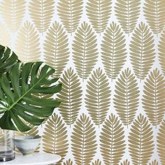 Chasing Paper Geo Prisms Removable Wallpaper