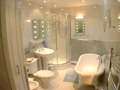Дизайн ванной комнаты-14