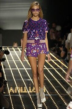 Louis Vuitton - Spring 2005 Ready-to-Wear